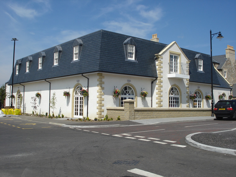 Dumfries Arms Hotel - Armstrong Joinery Products Ltd