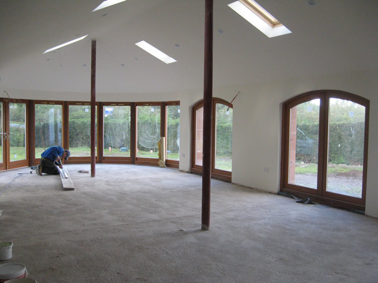 Kilnford Barns - Armstrong Joinery Products Ltd